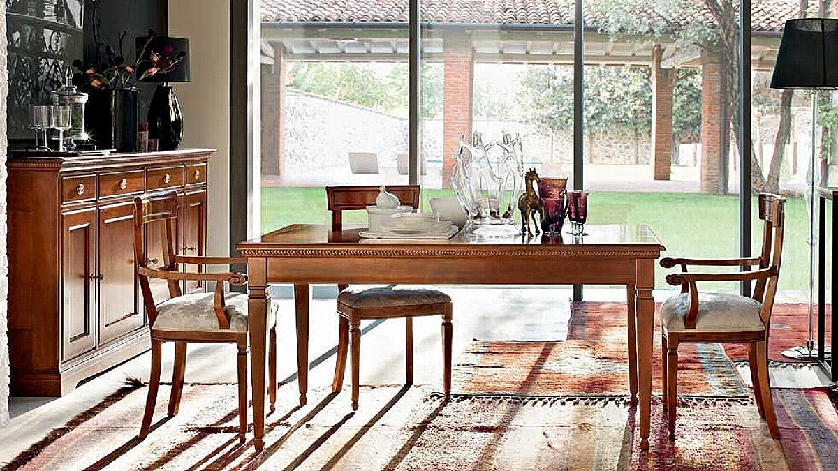 Mobili sala da pranzo le fablier decora la tua vita - Mobili le fablier ...